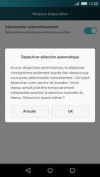 Huawei P8 Lite - Réseau - Sélection manuelle du réseau - Étape 7