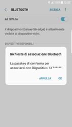 Samsung Galaxy S6 Edge - Android Nougat - Bluetooth - Collegamento dei dispositivi - Fase 8