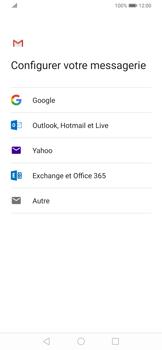 Huawei P Smart Z - E-mails - Ajouter ou modifier votre compte Gmail - Étape 7