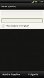 HTC Z520e One S - e-mail - handmatig instellen - stap 7
