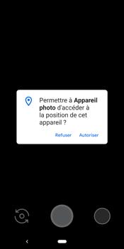 Google Pixel 3 - Photos, vidéos, musique - Créer une vidéo - Étape 4