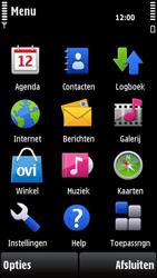 Nokia X6-00 - Internet - handmatig instellen - Stap 3