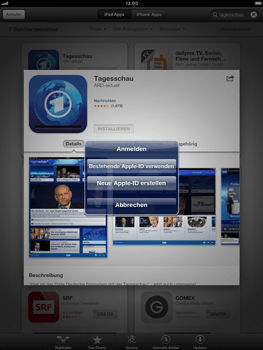 Apple iPad mini - Apps - Herunterladen - Schritt 8