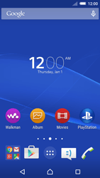 Check for/install software update | Sony Xperia Z3 | T-Mobile Support