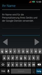 Alcatel One Touch Idol Mini - Apps - einrichten des App Stores - Schritt 6