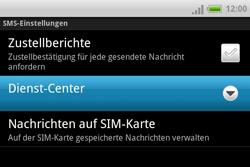 HTC A810e ChaCha - SMS - Manuelle Konfiguration - Schritt 6