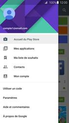 Samsung Galaxy S6 - Applications - Comment vérifier les mises à jour des applications - Étape 5