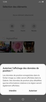 Samsung Galaxy A31 - Contact, Appels, SMS/MMS - Envoyer un MMS - Étape 16