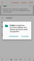 Samsung G920F Galaxy S6 - Android M - E-Mail - E-Mail versenden - Schritt 11