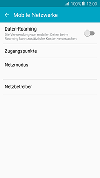 Samsung Galaxy A8 - MMS - Manuelle Konfiguration - Schritt 5