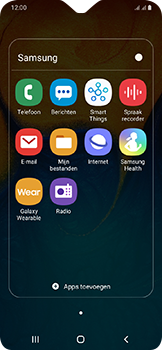 Samsung galaxy-a20e-dual-sim-sm-a202f - E-mail - Account instellen (IMAP met SMTP-verificatie) - Stap 4