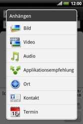HTC Explorer - MMS - Erstellen und senden - 15 / 19