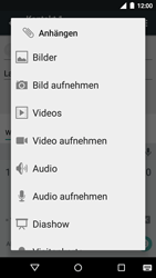 Motorola Moto G 3rd Gen. (2015) - MMS - Erstellen und senden - Schritt 14