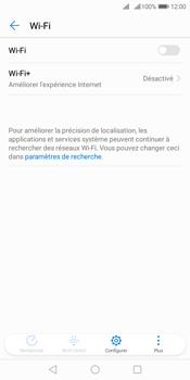 Huawei Y7 (2018) - WiFi - Configuration du WiFi - Étape 5