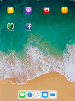 Apple iPad Pro 12.9 inch - iOS 11 - Automatisches Ausfüllen der Anmeldedaten - 3 / 7