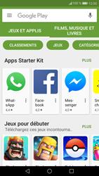 Huawei P9 Lite - Android Nougat - Applications - Télécharger des applications - Étape 5