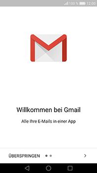 Huawei P9 Plus - E-Mail - Konto einrichten (gmail) - Schritt 4