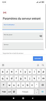 Xiaomi Mi Mix 3 5G - E-mail - configuration manuelle - Étape 14
