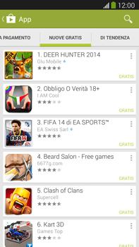 Samsung Galaxy Note III LTE - Applicazioni - Installazione delle applicazioni - Fase 12