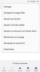 Samsung Galaxy J5 (2016) (J510) - Internet - Navigation sur Internet - Étape 8