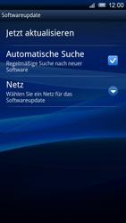 Sony Ericsson Xperia X10 - Software - Update - Schritt 6