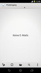 Sony Xperia Z1 - E-Mail - Konto einrichten - 4 / 21