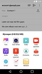 LG G5 SE (H840) - e-mail - hoe te versturen - stap 12