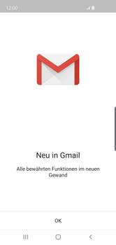 Samsung Galaxy S10e - E-Mail - Konto einrichten (gmail) - 5 / 18