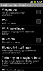 Google Nexus S - Bluetooth - headset, carkit verbinding - Stap 5
