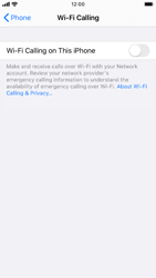 Apple iPhone SE (2020) - WiFi - Enable WiFi Calling - Step 6