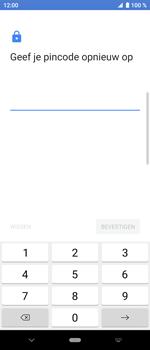 Sony Xperia 10 - Beveiliging en privacy - automatische schermblokkering instellen - Stap 9