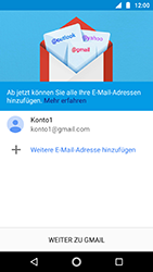 Motorola Moto G5s - E-Mail - Konto einrichten (gmail) - 2 / 2