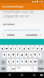 Wiko Rainbow Jam - Dual SIM - E-mail - Handmatig instellen - Stap 14