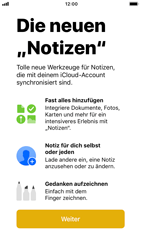 Apple iPhone 6 - iOS 11 - Neue Funktionen der Notizen - 3 / 26