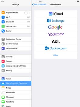Apple iPad Retina iOS 7 - E-mail - manual configuration - Step 9