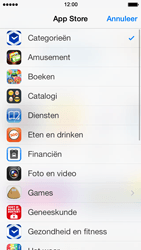 Apple iPhone 5 iOS 7 - apps - app store gebruiken - stap 5