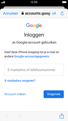 Apple iphone-se-met-ios-13-model-a1723 - E-mail - 032a. Email wizard - Gmail - Stap 8