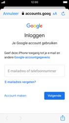 Apple iPhone SE - iOS 13 - E-mail - Handmatig instellen (gmail) - Stap 7