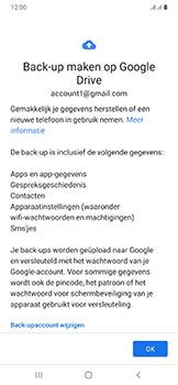 Samsung Galaxy A50 - Data - maak een back-up met je account - Stap 10