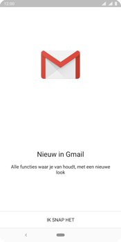 Nokia 9 - E-mail - e-mail instellen (gmail) - Stap 4