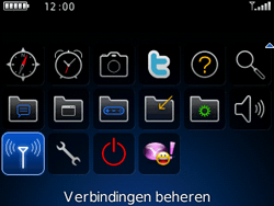 BlackBerry 9300 Curve 3G - wifi - handmatig instellen - stap 3
