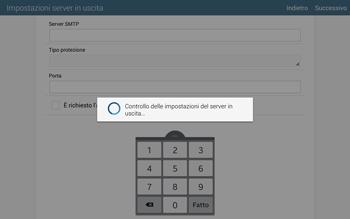 Samsung T805 Galaxy Tab S - E-mail - configurazione manuale - Fase 15