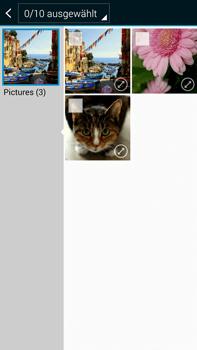 Samsung N910F Galaxy Note 4 - MMS - Erstellen und senden - Schritt 23