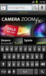 Samsung Galaxy Ace 2 - Apps - Herunterladen - 17 / 22