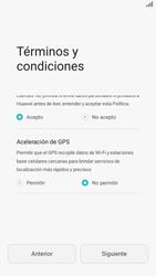 Huawei P8 Lite - Primeros pasos - Activar el equipo - Paso 7