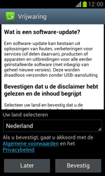 Samsung S7560 Galaxy Trend - Software updaten - Update installeren - Stap 7