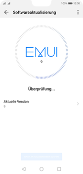 Huawei P20 - Android Pie - Software - Installieren von Software-Updates - Schritt 5