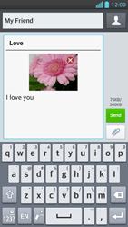 LG P875 Optimus F5 - MMS - Sending pictures - Step 16