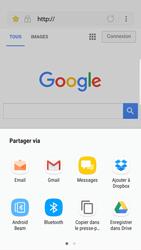 Samsung Galaxy S6 Edge - Android Nougat - Internet et roaming de données - Navigation sur Internet - Étape 19