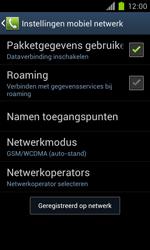 Samsung I9100 Galaxy S II met OS 4 ICS - netwerk en bereik - gebruik in binnen- en buitenland - stap 11